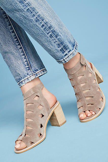 Jeffrey Campbell Lamora Shooties cute heels