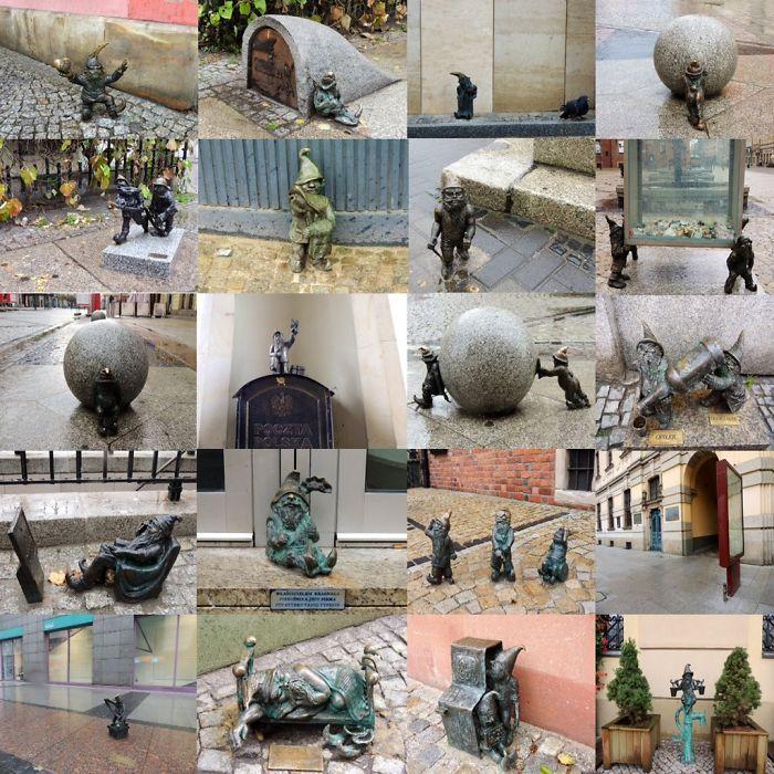Las Estatuas Y Esculturas Más Creativas Y Bellas Del Mundo - 26 creative sculptures statues around world