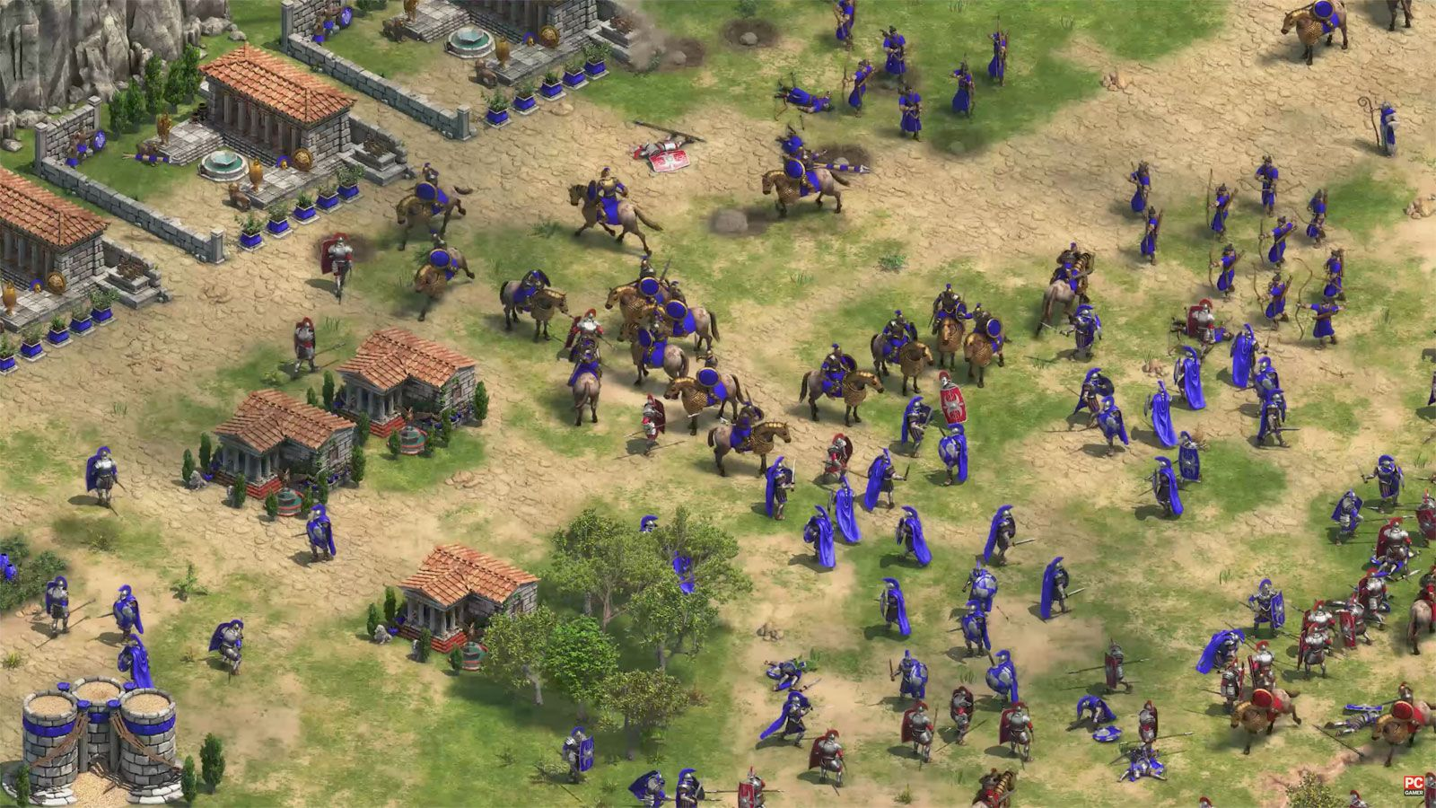 Age Of Empires Is Getting A 4k Upgrade Age Of Empires Strategy
