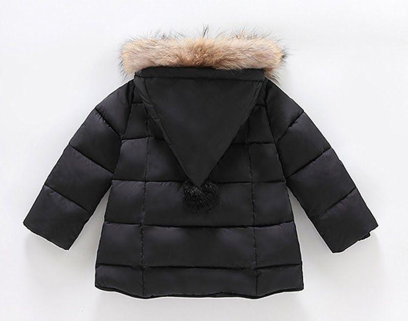 849266aa85b6 On Sale New Baby Girls Jackets Children Clothes 2018 Autumn Winter ...
