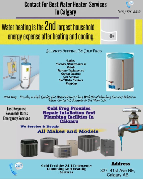 Calgary Plumbers Offers Reliable Plumbing Solutions Furnace Repair Water Heating Furnace Maintenance