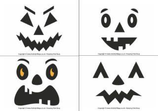 pumpkin carving stencils for small pumpkins   My Web Value
