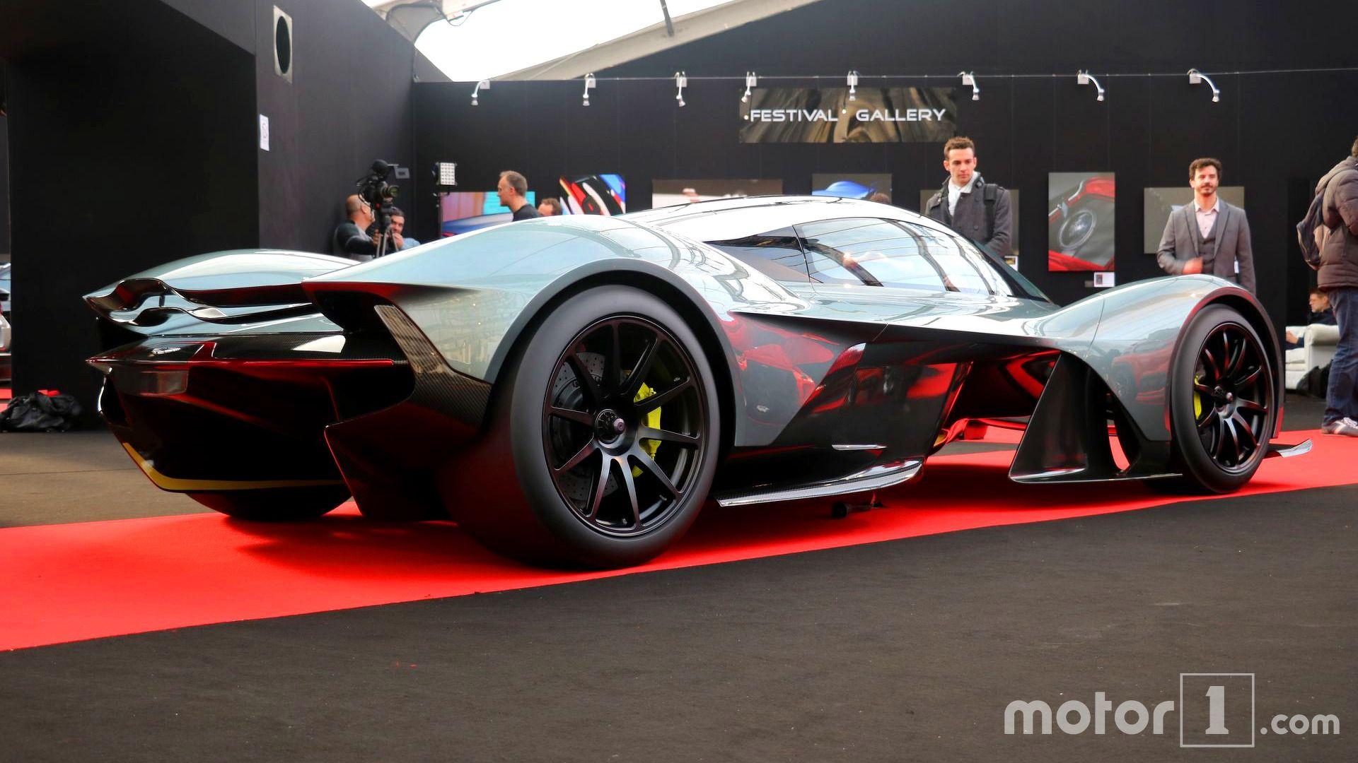 Behold The Beautiful Aston Martin Am Rb 001 Hypercar In 41 Photos