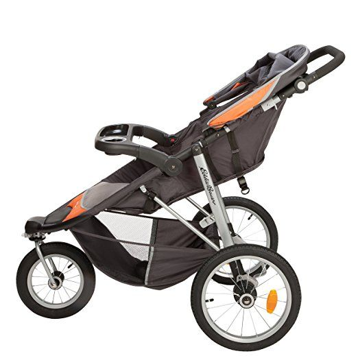 Amazon.com : Eddie Bauer TrailGuide Jogger Travel System with ...