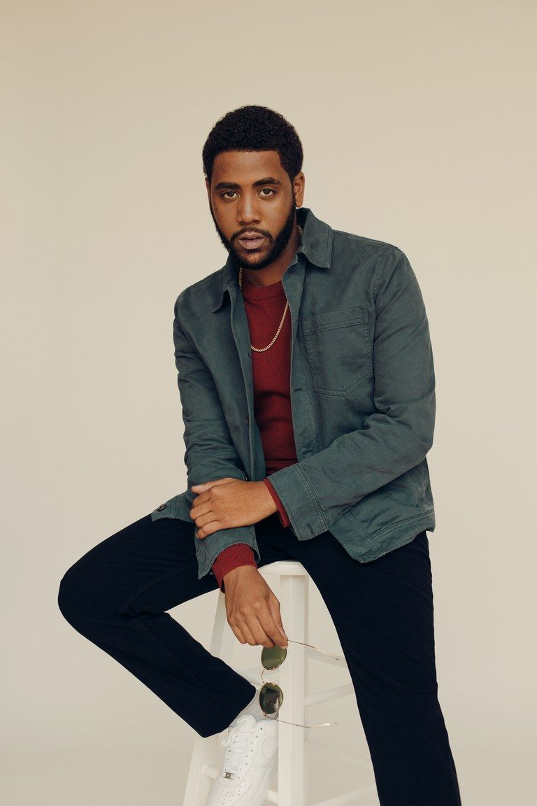 Jharrel Jerome-  Jharrel Jerome is an up and coming actor born of Dominican descent October 9, 1997. Although his career has just started he has already won prestigious awards for the works he has been in. He won the  Primetime Emmy Award for Outstanding Lead Actor in a Limited Series or Movie.(When They see Us) Films you may recognize him from: Moonlight, When They See Us
