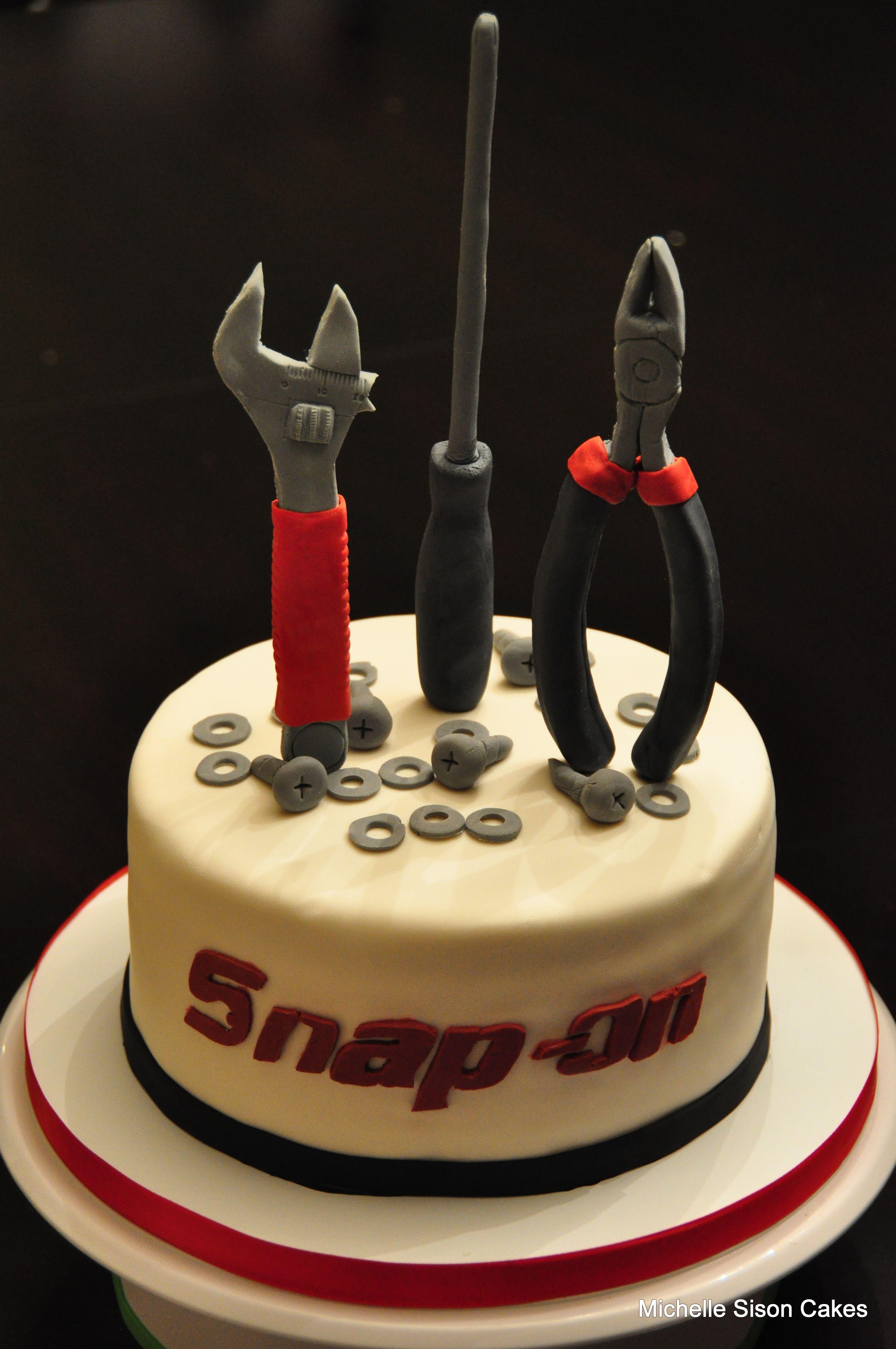 Snap On Tool Cake Felix S Birthday Pinterest Sexy