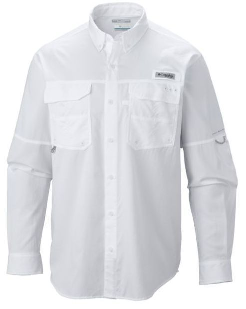 c4919f27b7c Columbia Men's PFG Blood and Guts III Long Sleeve Shirt | Alex ...