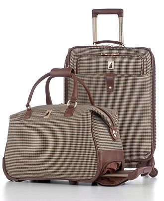 London Fog Luggage Chelsea Lites 360 Spinner Luggage Collections