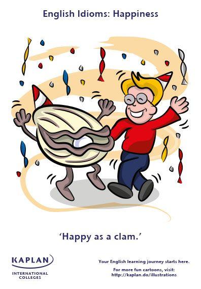English Idioms: Happiness   idioms   Pinterest   English ...