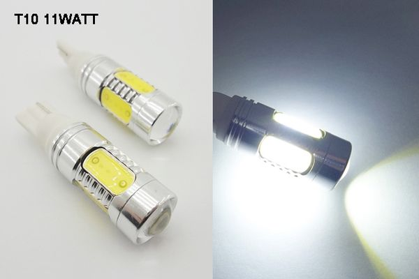 Led Senja Mundur 11 Watt Soket T10 Very Recomended Car Accesories Led Light Bulb
