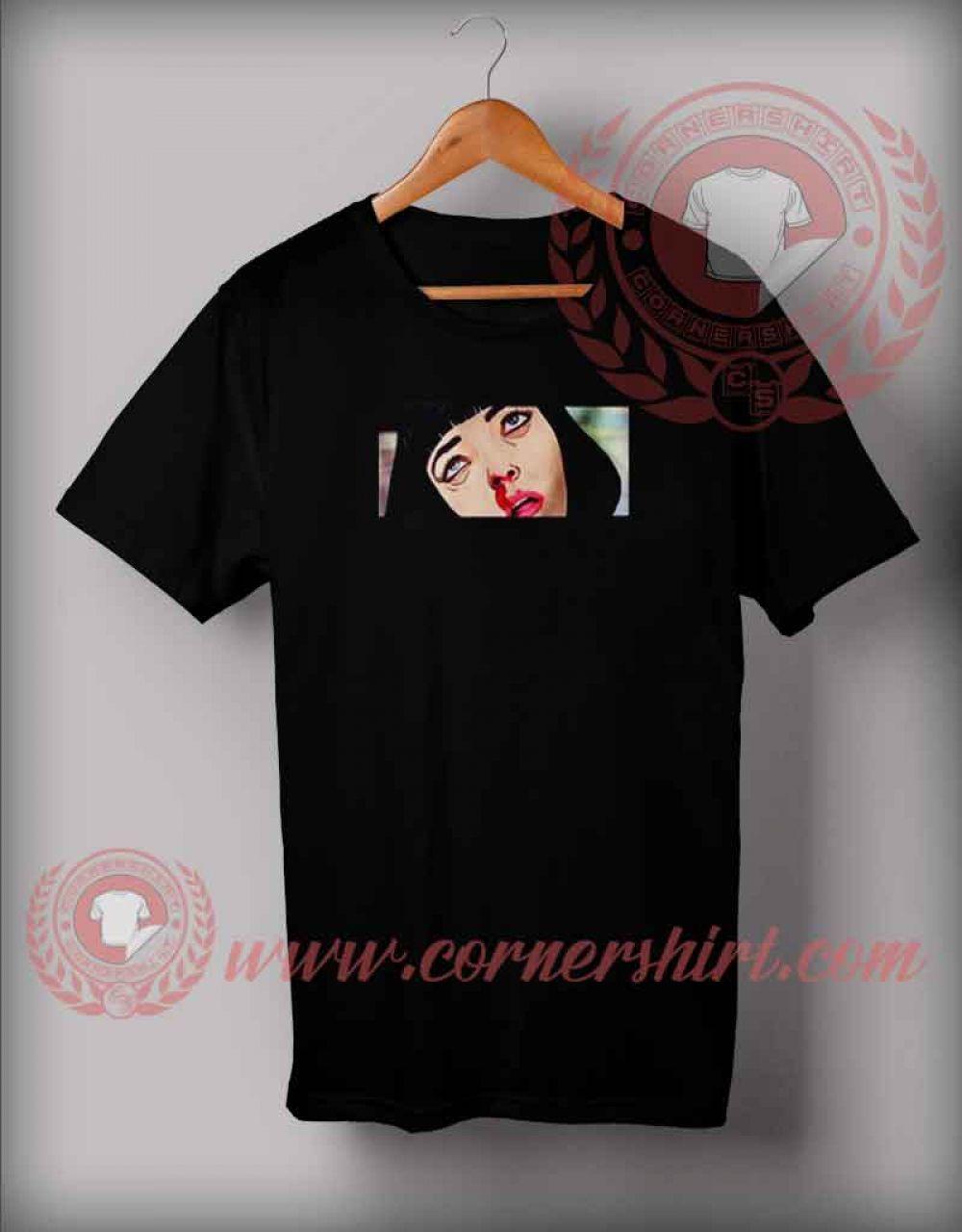 4240deca9 Pulp Fiction Nosebleeds T shirt in 2019 | Movie T shirts | Cheap ...