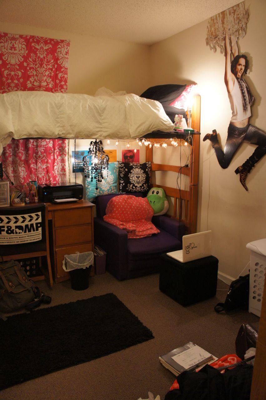 University Of North Alabama Covington Hall Cool Dorm Rooms