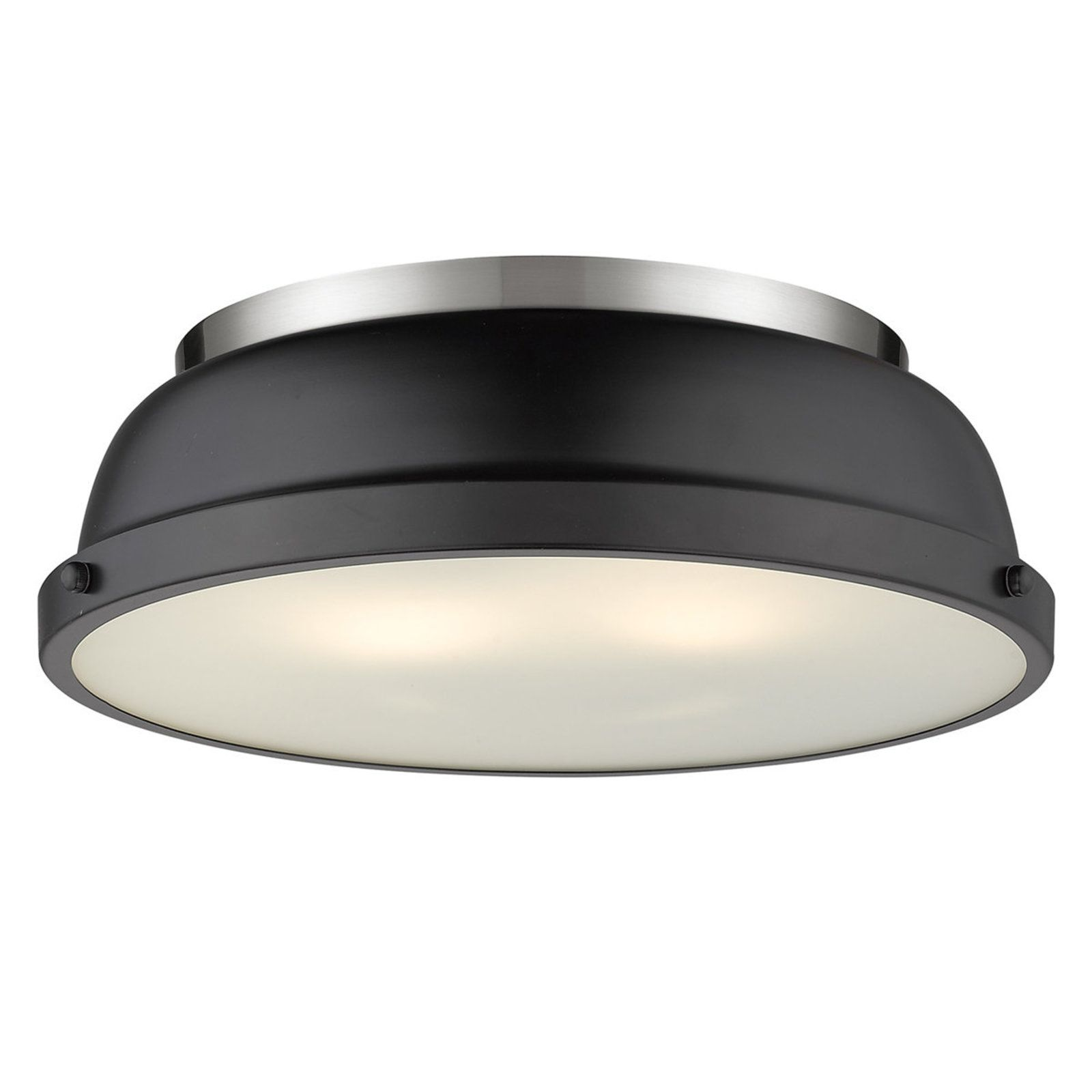 Clic Dome Metal Ceiling Light