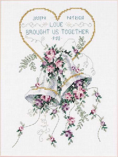Free Butterfly Cross Stitch Patterns FREE COUNTED CROSS STITCH Impressive Cross Stitch Wedding Patterns