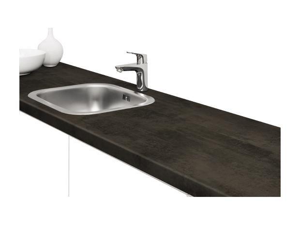 resopal basic k chenarbeitsplatte loft living pinterest k chenarbeitsplatte arbeitsplatte. Black Bedroom Furniture Sets. Home Design Ideas