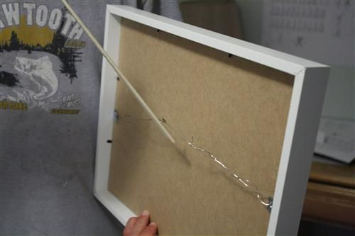 How to Hang Ikea Ribba Frames in a Straight and Level Grid | * View ...
