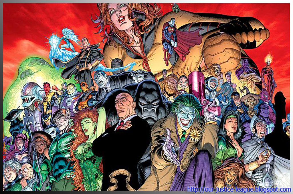 X Men Villains Vs Justice League Villains Battles Comic Vine Comic Villains Dc Villains Comics