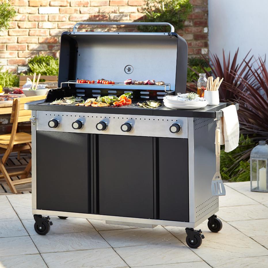 Barbecue A Gaz Ou Electrique Épinglé sur jardin & aménagement extérieur