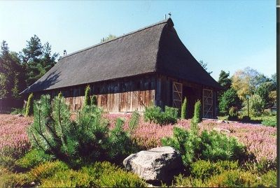 Schafstallkirche Heide | Foto: www.lueneburger-heide.de