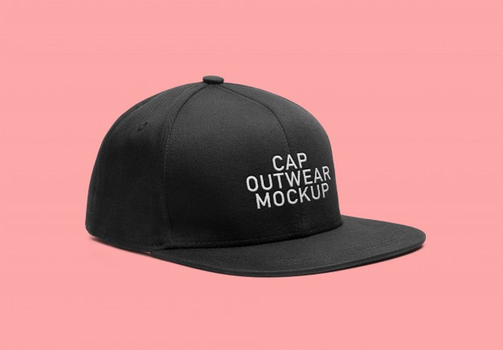 Download Outwear Cap Mockup Paid Affiliate Paid Mockup Cap Outwear Cap Mockup Outwear