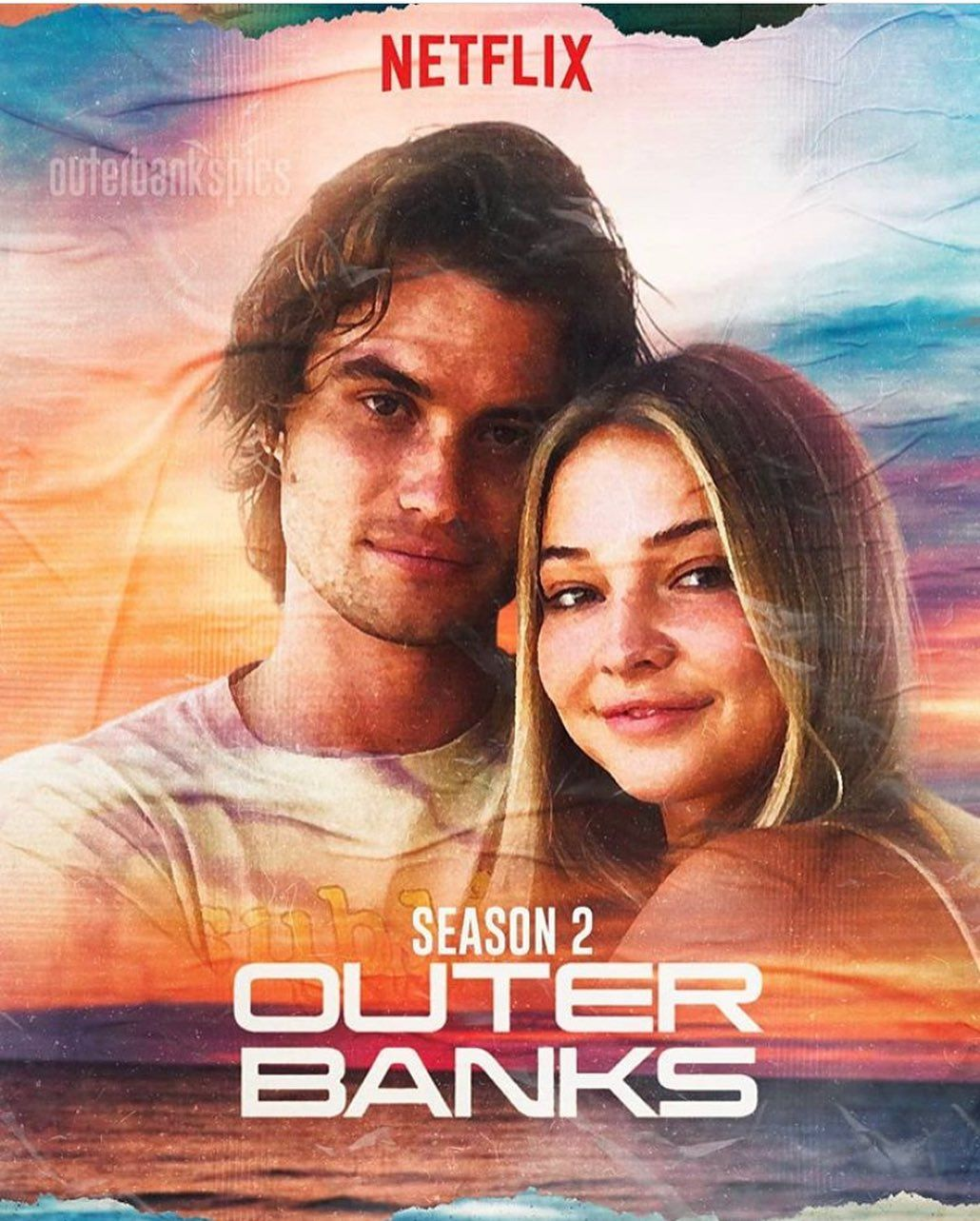 Jeff Stokes On Instagram Day Late But So Excited For Chase And The Entire Outer Banks Cast Congrats On Season 2 Outer Banks The Pogues Outer