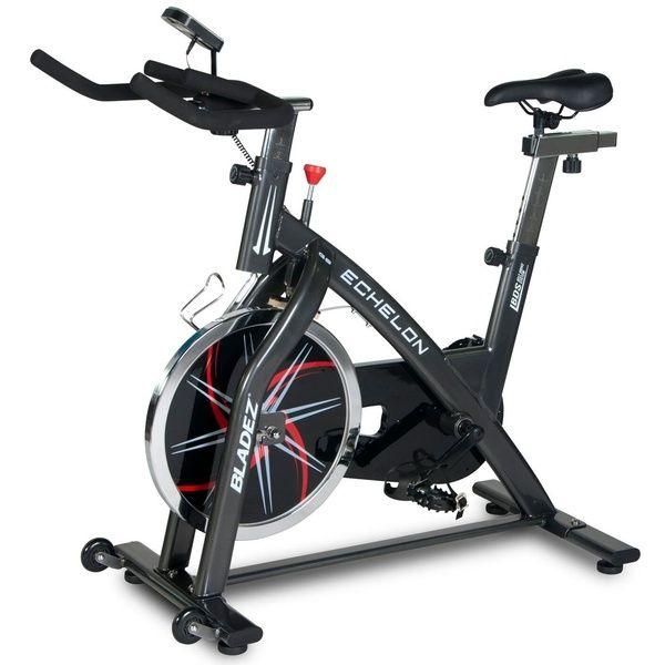 Bladez Echelon Gs Stationary Indoor Cardio Exercise Fitness
