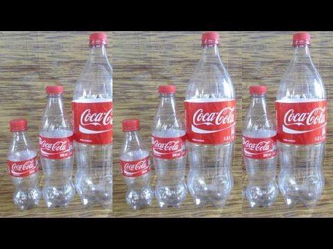 5 Trucos con Botellas de Plástico o Life Hacks - DIY - YouTube ... 84db3e9164c5
