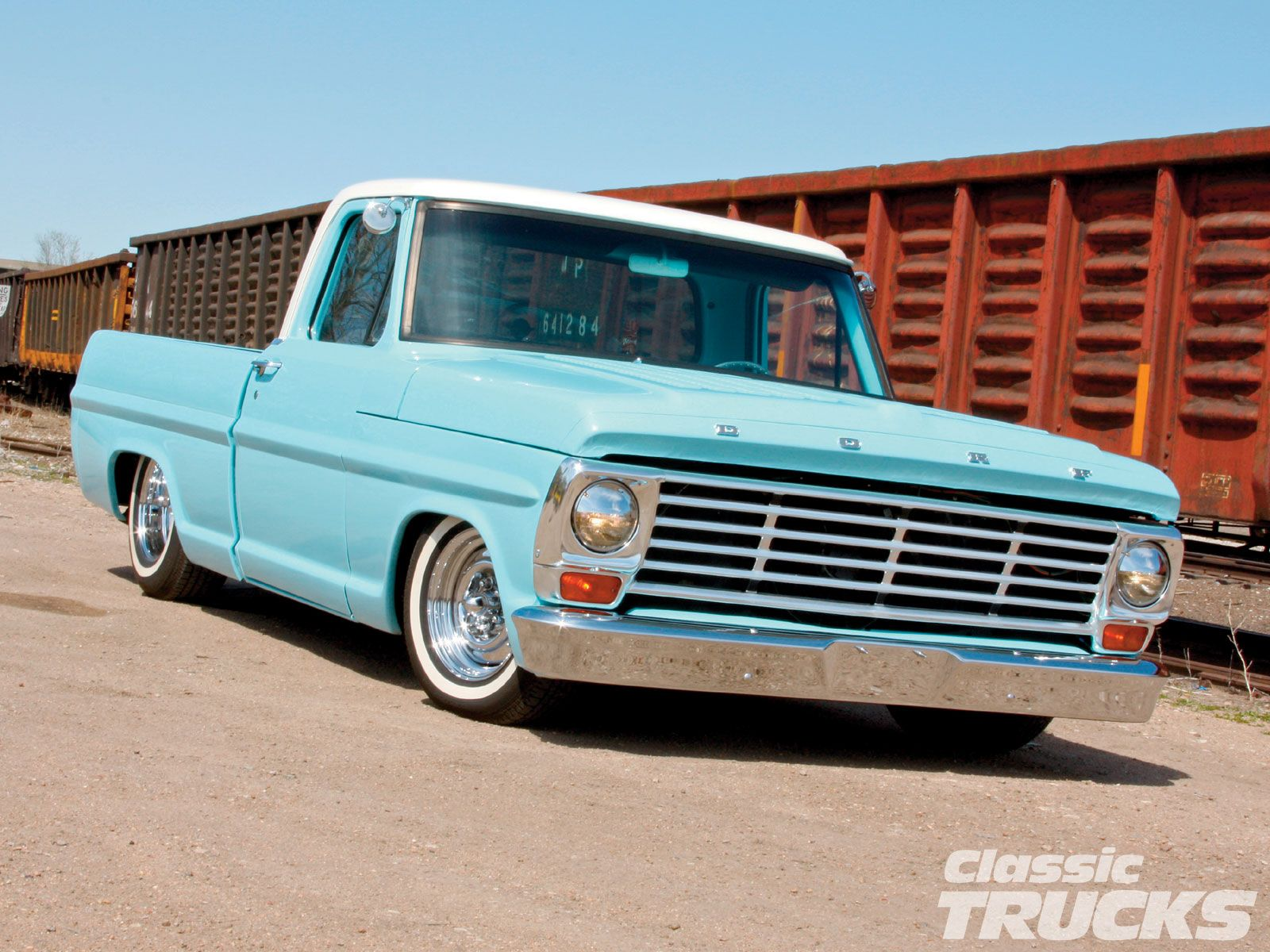 1956 chevy tattoo submited images pic2fly - 1967 Ford F100 Maintenance Restoration Of Old Vintage Vehicles The Material For New