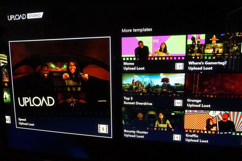 Xbox One's video editing app Upload Studio hits version 2