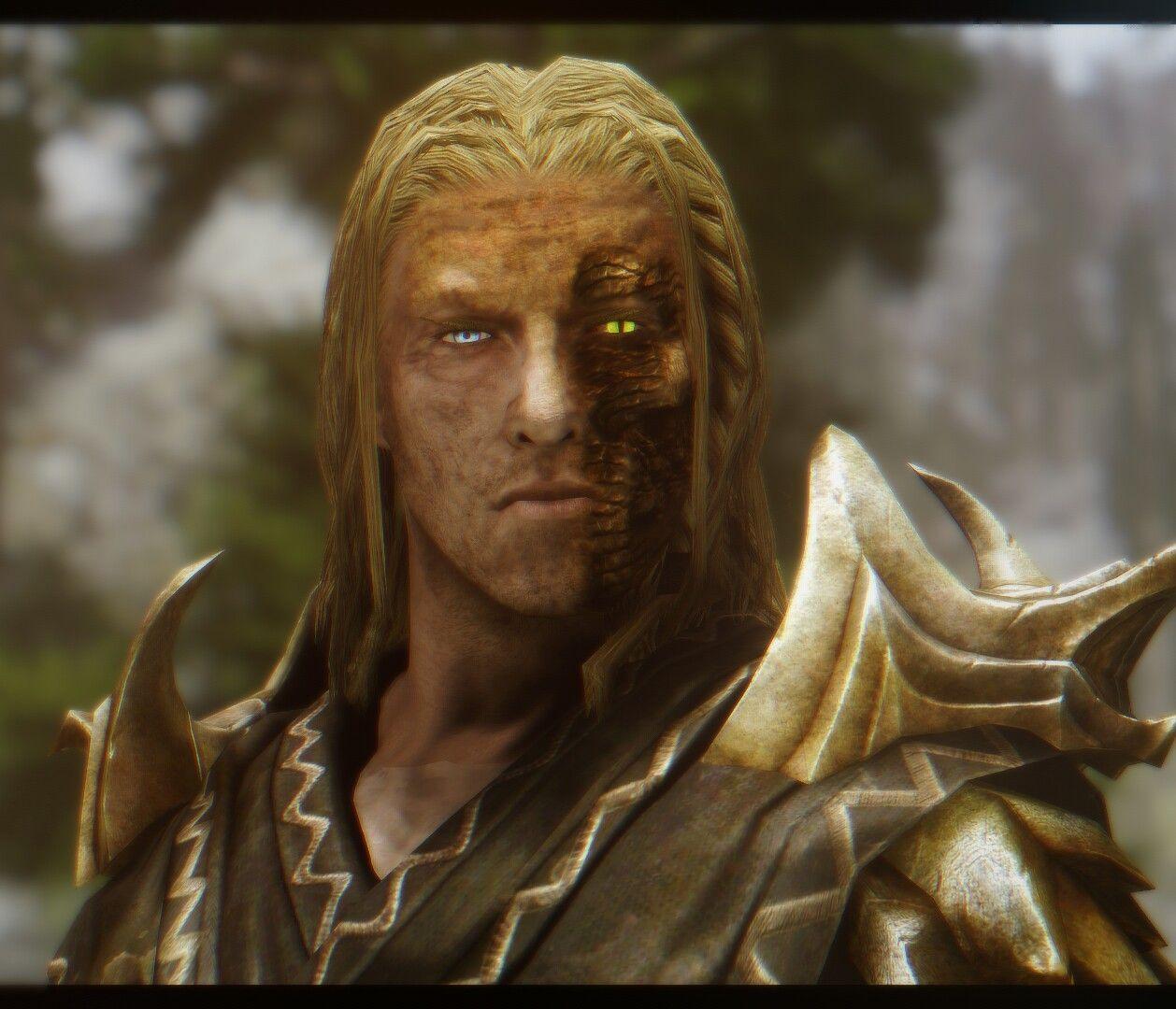 Mod Miraak Follower Elder Scrolls Art Elder Scrolls Lore Elder Scrolls