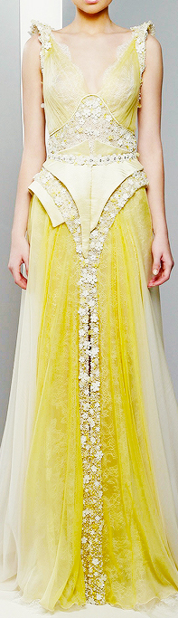Ziad Nakad Couture Summer/Spring 2013   V