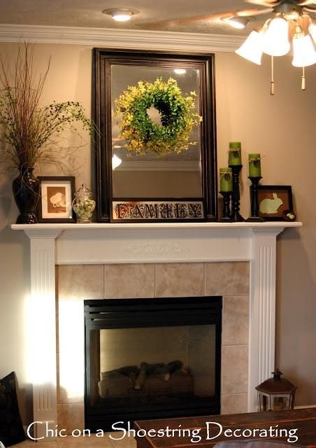 32++ Easter mantel decorating ideas trends