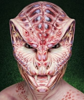 The 16 Best Special Effects Makeup Before And Afters