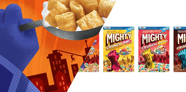 Mighty Crunch