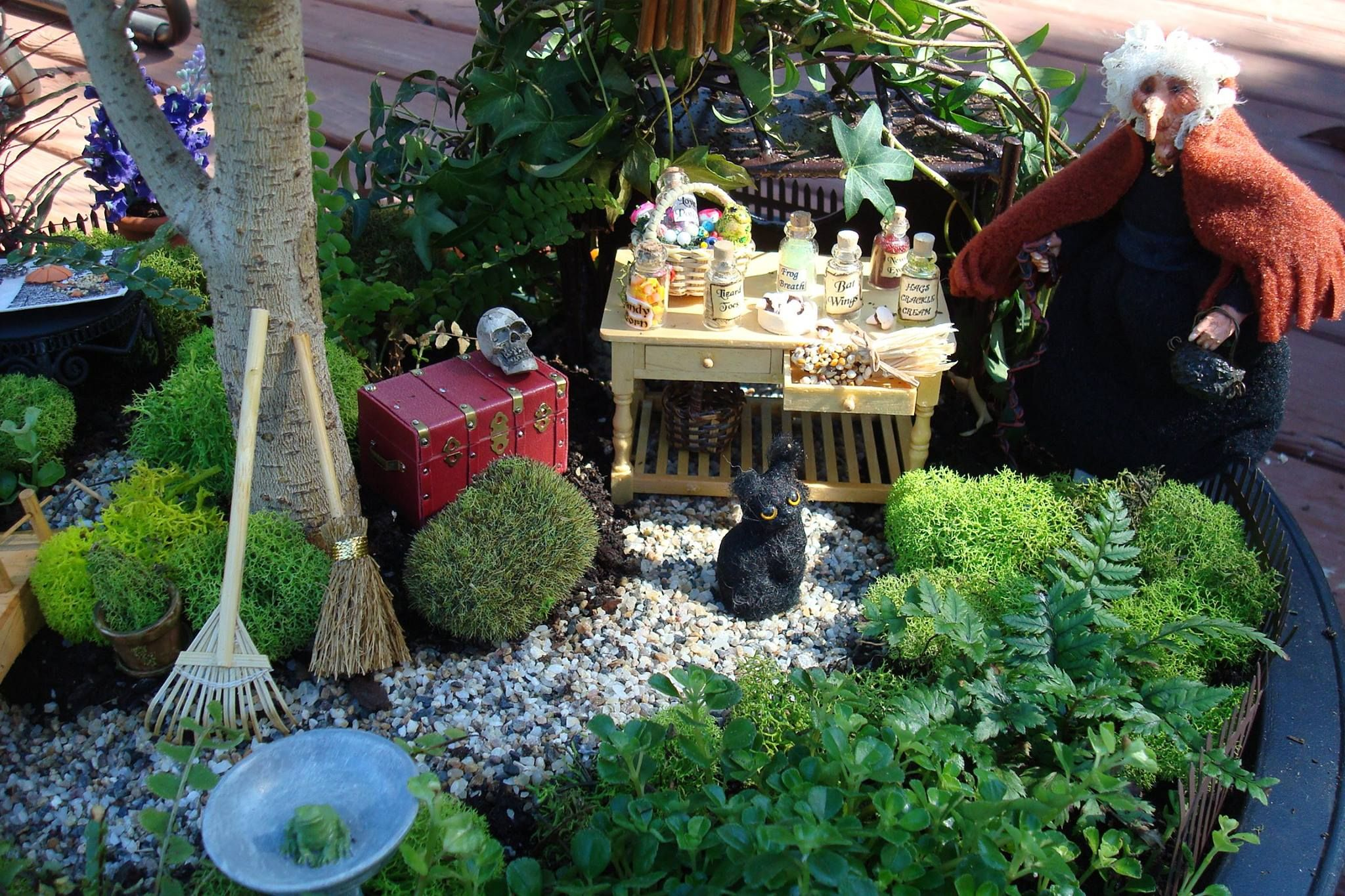 Fullsize Of Fairy Gnome Garden