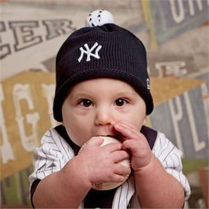 Baby Yankees Beanie Cap  Yankees  NY  Baby  Infant  01049cbd462