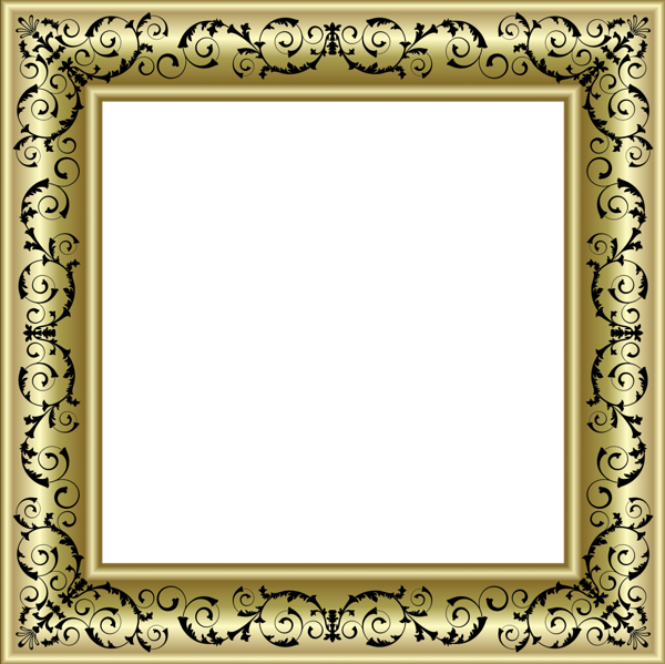 gold photo frame png with black ornaments h tt r pinterest rahmen borte und schilder. Black Bedroom Furniture Sets. Home Design Ideas