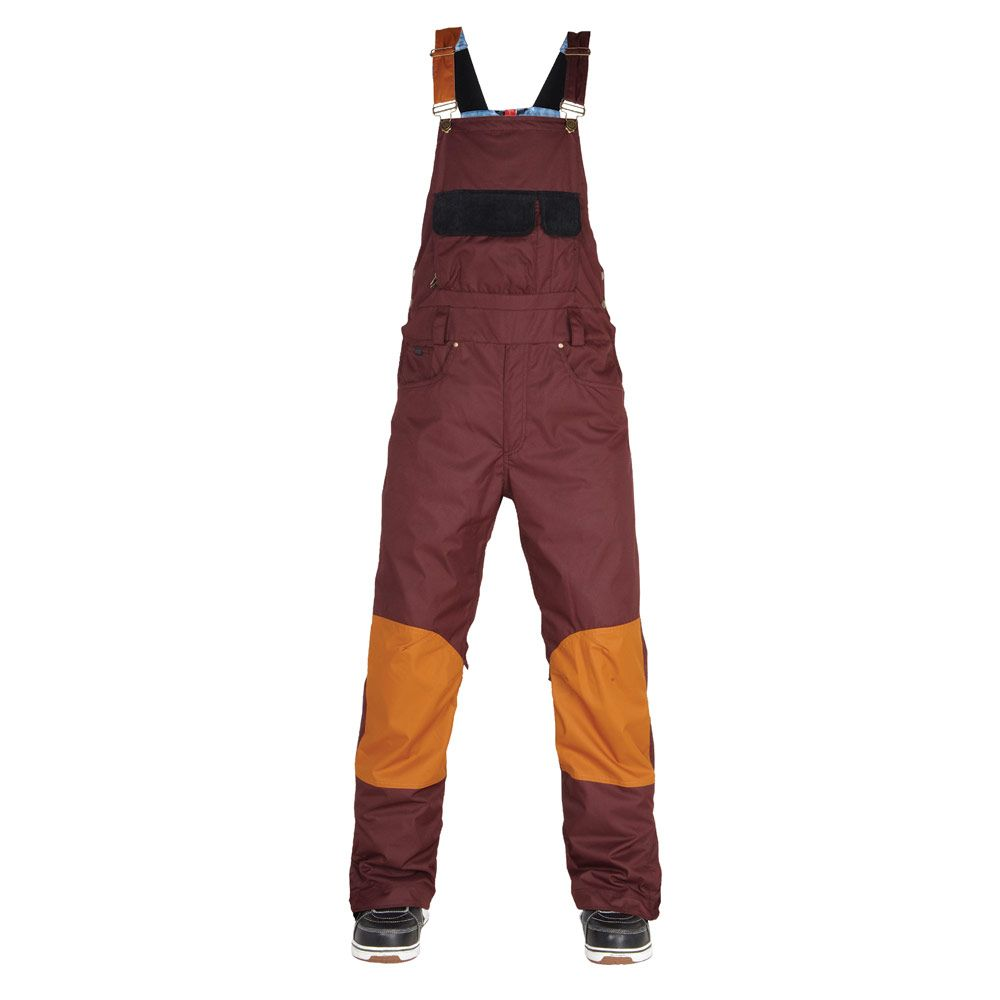 686 Mens Forest Bailey Cosmic Overall Up Pant