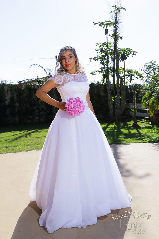 Vestido De Noiva Da Livia Goncalves Vestidos De Noiva Princesa