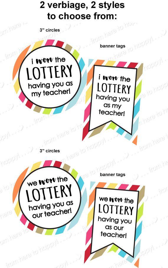 TeacherCoWorker Gifts Teacher Appreciation Thank You Note