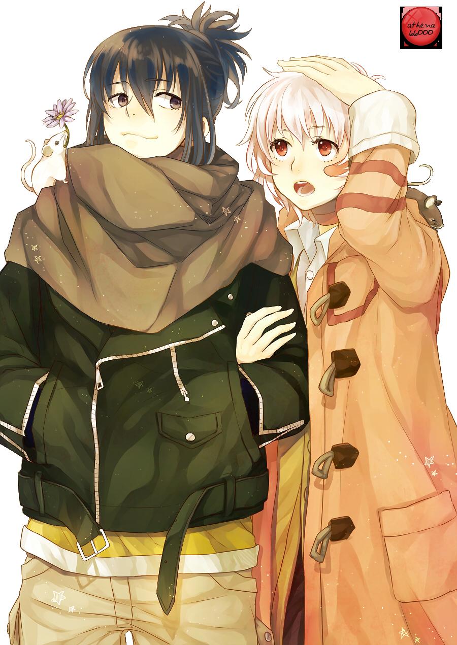 No. 6 Nezumi & Shion Hitorijime, Shonen ai