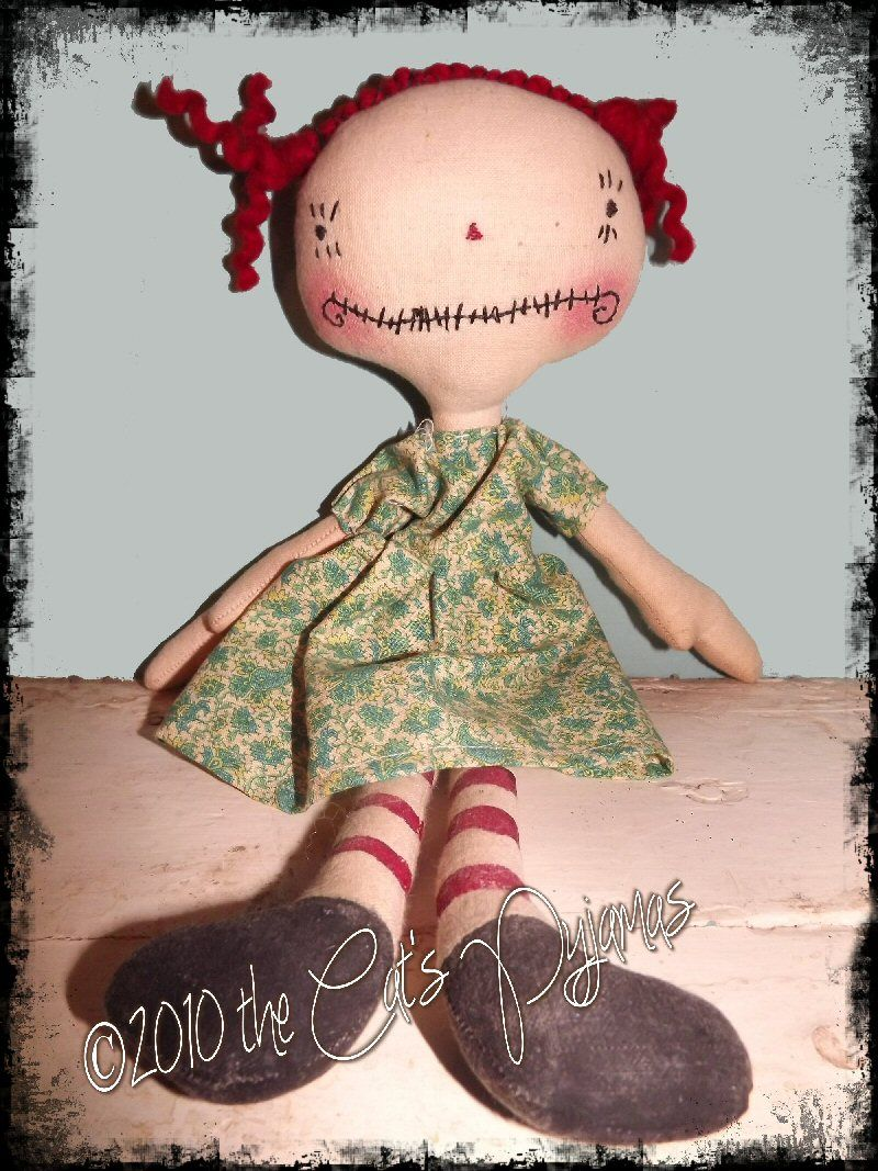 raggedy doll patterns plush pinterest dolls patterns and