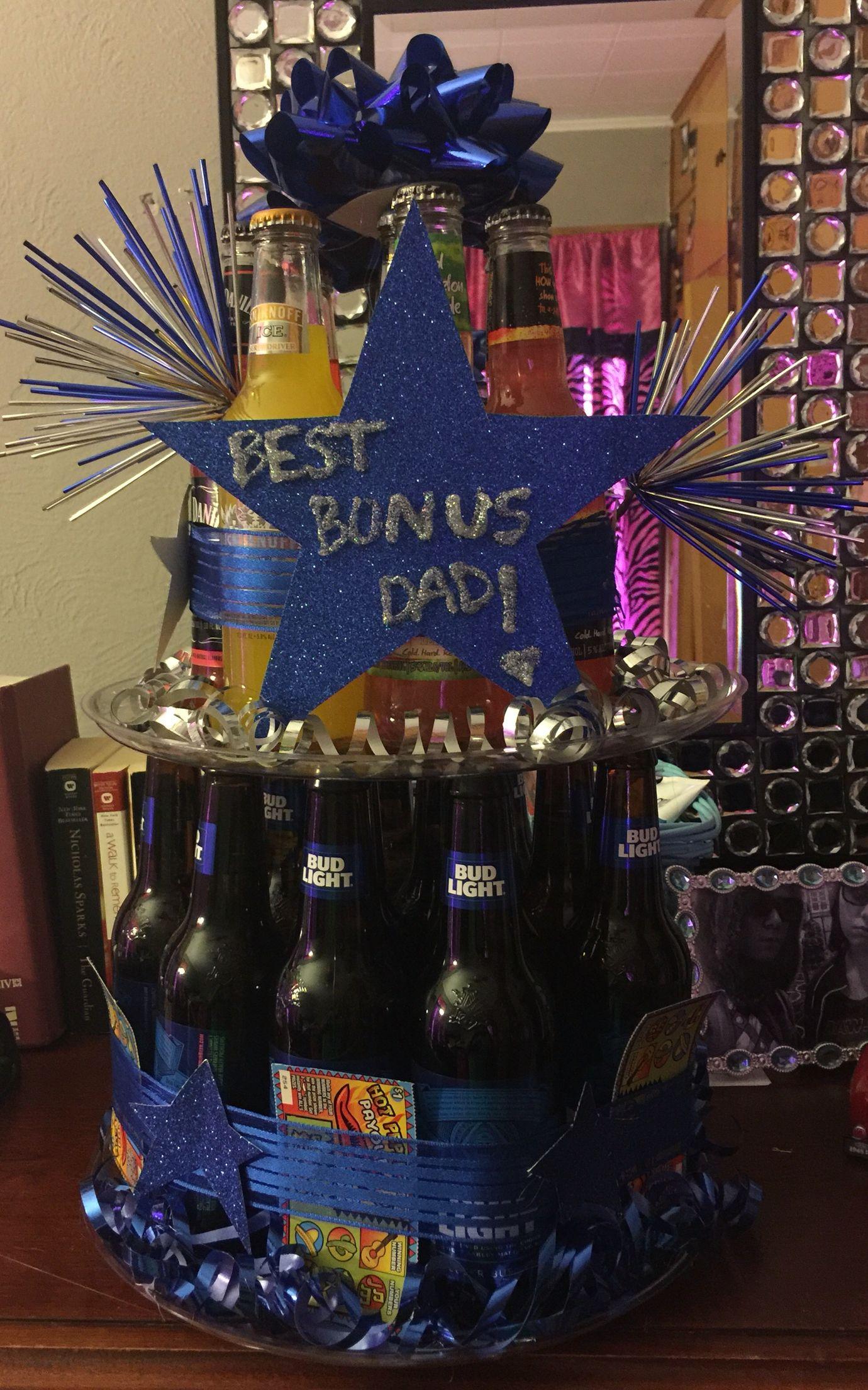 Best bonus dad by kyla caden stepdad fathers day gifts