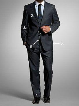 5b9326be41d Mens Suits Toronto - Fit Suits