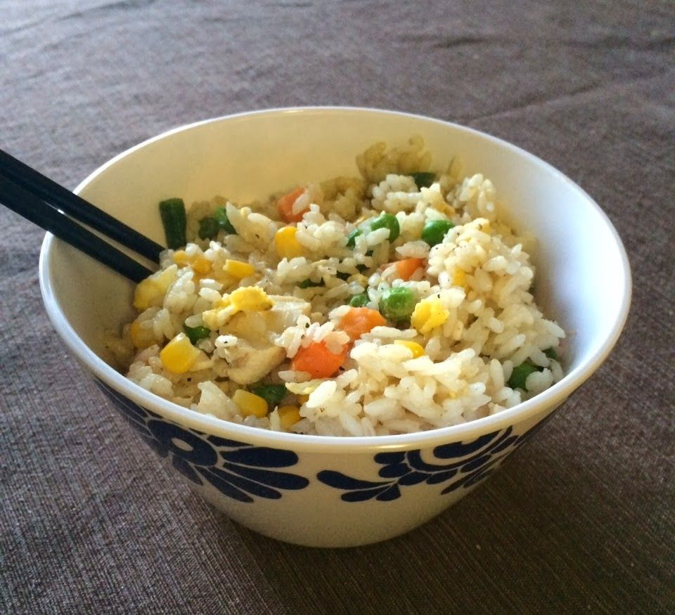 life as i know it: Easy Fried Rice