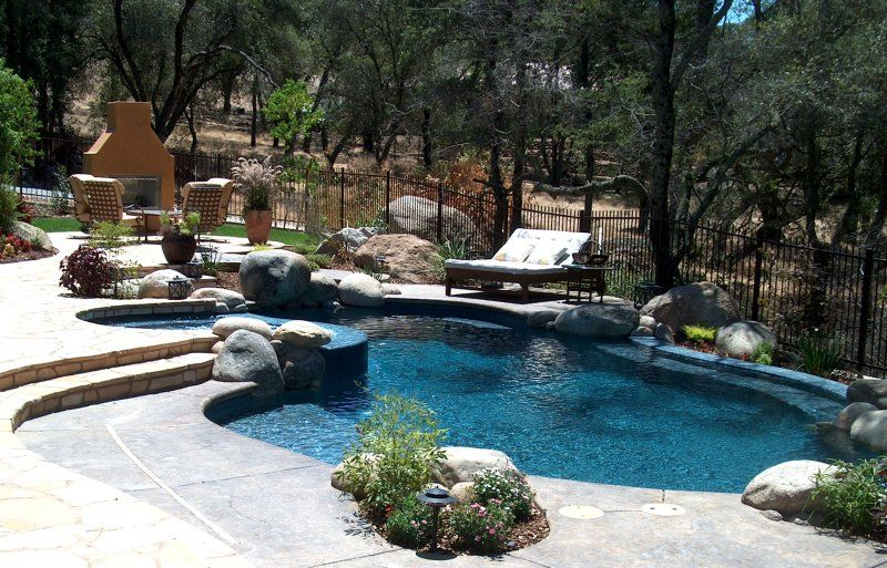 Best Ideas For Backyard Pools Backyard Swimming Pools And