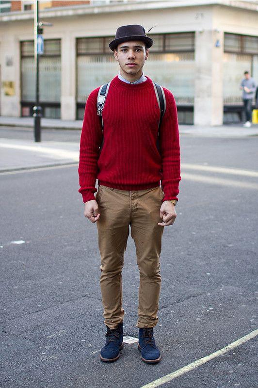 Epingle Par Nicolas Oliveira Sur Men Style Mens Street Style