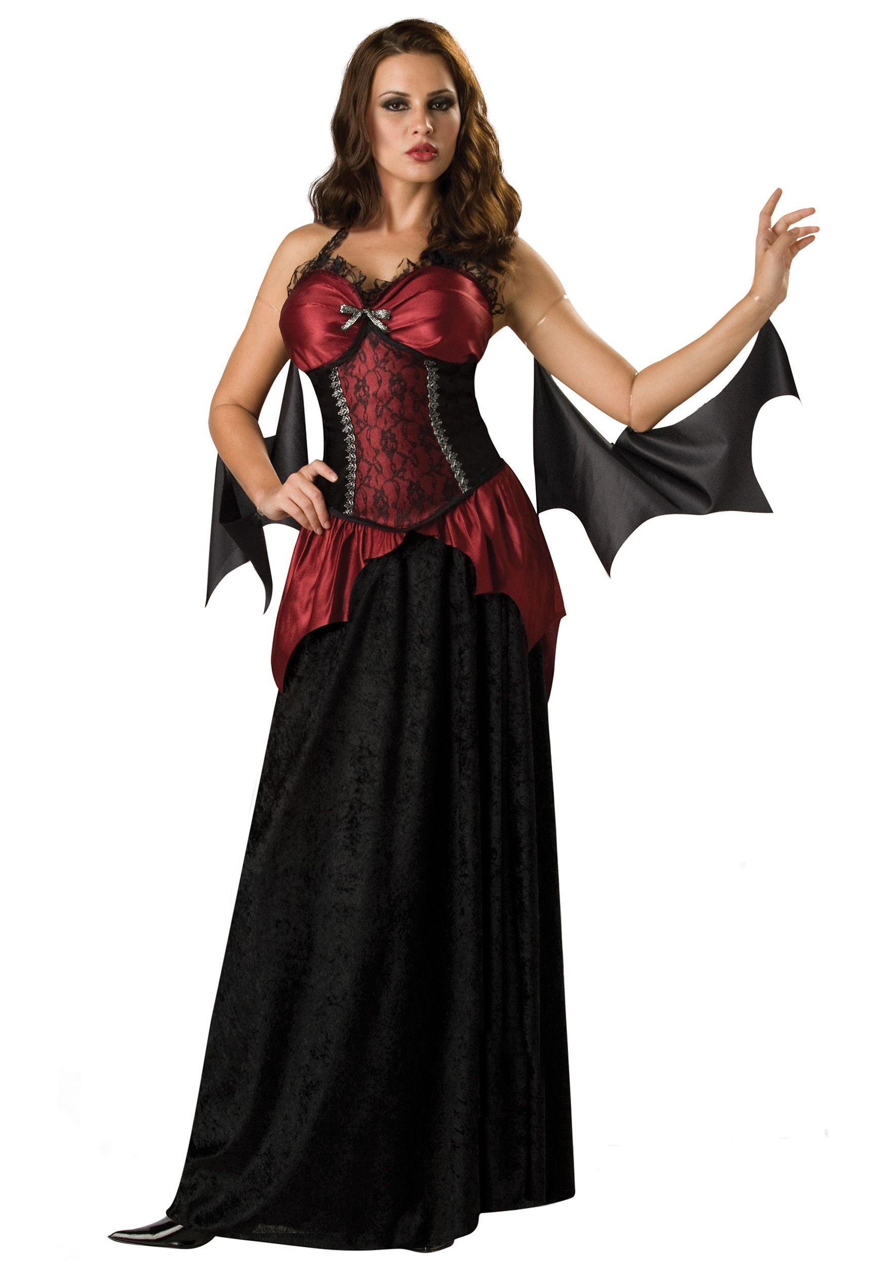 """Vampire costume, love the """"bat wings"""" Vampire costumes"""