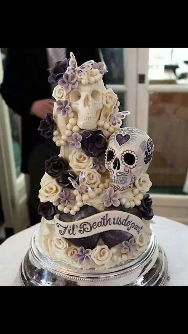 Bad ass cake!
