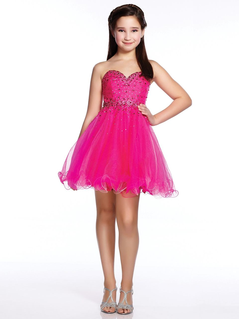Lexie Girls Cocktail Dress TW21531